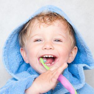 Cariile dentare la copiii de 1 -3 ani