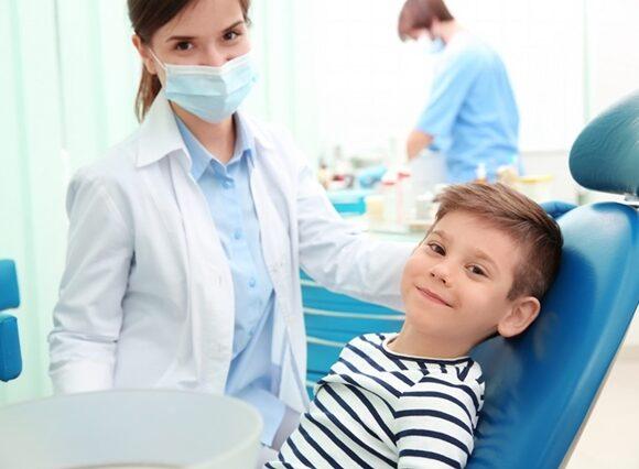 Stomatologia pentru Copii și Inhalosedarea